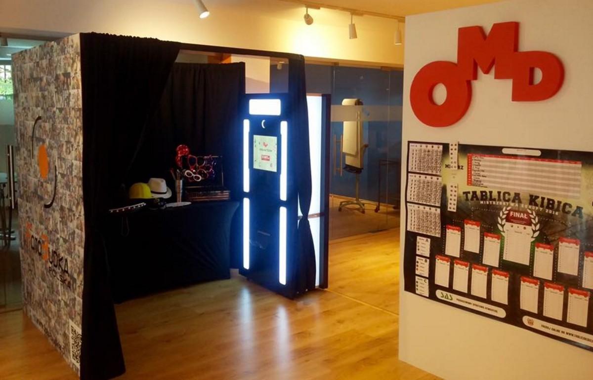 Fotobudka Event Warszawa OMD